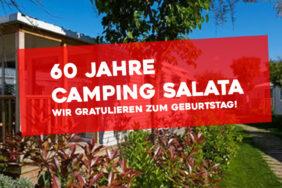 Camping Salatà wird 60 und PiNCAMP feiert mit