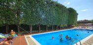 Schwimmbad auf dem Campingplatz Camping Dei Fiori