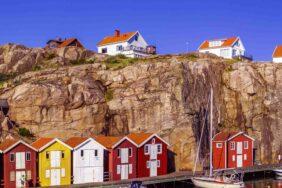 8 traumhafte Campingplätze in Schweden