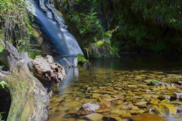 Allerheiligen Wasserfälle im Schwarzwald
