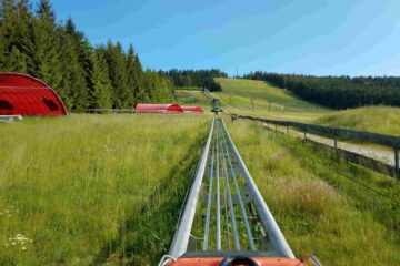 Sommer-Rodelbahn im Schwarzwald, Mehliskopf