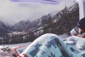 Die 10 schönsten Wintercampingplätze in Österreich