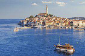 Die 10 schönsten Campingplätze mit Meerblick in Kroatien