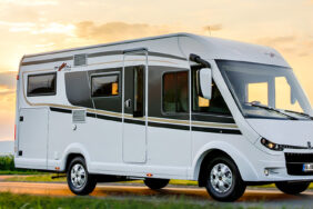 Vollintegrierte Wohnmobile: Komfortables Camping mit Panoramablick