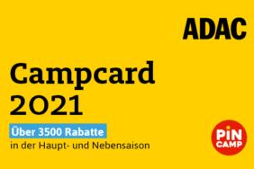 Campingplätze behalten die Preishoheit: ADAC Camping vereinfacht Rabattsystem ADAC Campcard radikal