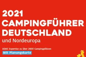 ADAC Campingführer und PiNCAMP – Preisvergleich zur Campingsaison 2021