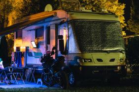 Ankünfte & Übernachtungen Campingplätze