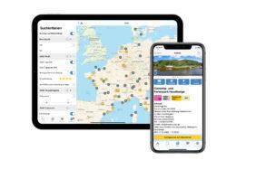 ADAC Camping- und Stellplatzführer App 2021
