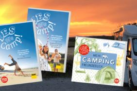 Yes we camp! – Die besten Camping-Bücher für Familien