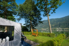 Die 50 beliebtesten Campingplätze Österreichs