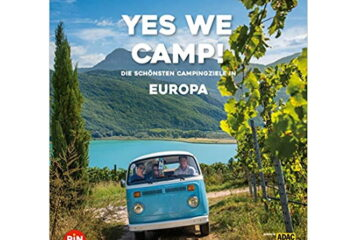 Yes we camp! – Europa