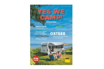 Yes we camp Magazin