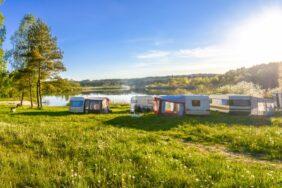 Die 100 beliebtesten Campingplätze in Europa