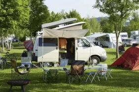 Die 100 beliebtesten Campingplätze Deutschlands